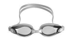 Occhiali di protezione di nuotata Immagini Stock