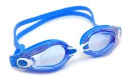 Occhiali di protezione di nuoto Fotografia Stock Libera da Diritti
