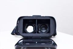 Occhiali di protezione di realtà virtuale Immagine Stock