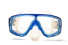 Occhiali di protezione naviganti usando una presa d'aria Immagine Stock