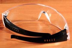 Occhiali di protezione, occhiali di protezione Immagini Stock Libere da Diritti