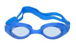 Occhiali di protezione per nuoto immagine stock