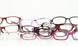 Occhiali medici Fotografia Stock