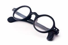 Occhiali rotondi Fotografia Stock