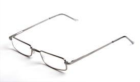 Occhiali semplici Fotografia Stock