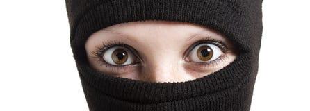 Occhiata espressiva Fotografia Stock Libera da Diritti