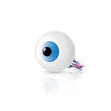 Occhio azzurro Immagini Stock Libere da Diritti