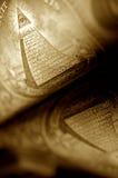 Occhio dei Freemasons Immagini Stock Libere da Diritti