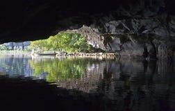 Occhio delle caverne Fotografia Stock Libera da Diritti