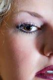 Occhio di Extreem Fotografia Stock