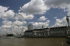 Occhio di Londra Fotografie Stock Libere da Diritti