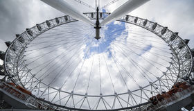 Occhio di Londra Immagini Stock Libere da Diritti