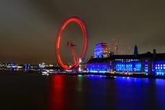 Occhio di Londra Fotografie Stock