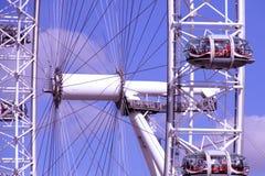 Occhio Ferris Wheel di Londra Fotografie Stock