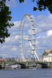 Occhio Londra di Londra Fotografie Stock Libere da Diritti