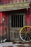 Occidentale rurale Fotografia Stock