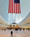 Occulus на всемирном торговом центре стоковая фотография rf