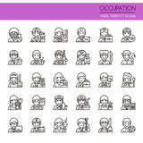 Occupation Elements Stock Images