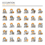 Occupation Elements Royalty Free Stock Photography