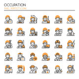 Occupation Elements Royalty Free Stock Image