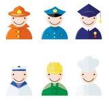 Occupation jobs Stock Photos