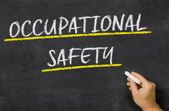 Occupational safety Stock Photography