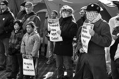 Occupez Boston Photographie stock libre de droits