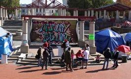Occupez St Louis Photo libre de droits
