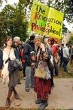 Occupez Toronto - la version de Toronto de occupent Wall Street Images libres de droits