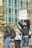 Occupi Madison Fotografia Stock Libera da Diritti
