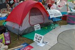 Occupy DC in Washington DC Stock Photos