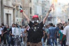 Occupy Gezi Park Stock Image