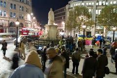 Occupy London Movement Stock Photos
