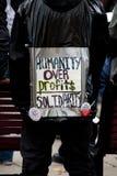 Occupy Ottawa Stock Image