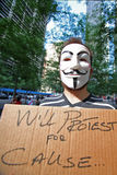 Occupy Seeks Cause Stock Images