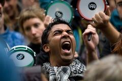 Occupy Toronto Stock Photo