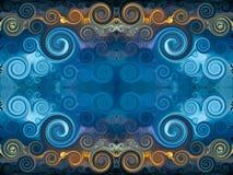 Oceaan royalty-vrije illustratie