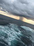 Oceaan Royalty-vrije Stock Fotografie