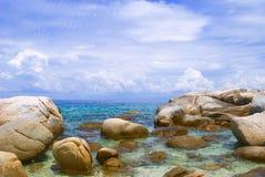 Oceaan stock afbeelding