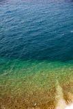 Oceaan Achtergrond Stock Afbeeldingen