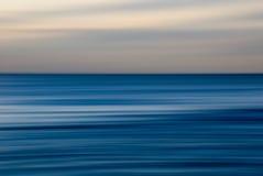 Oceaan achtergrond Stock Afbeelding