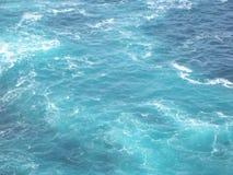 Oceaan achtergrond royalty-vrije stock afbeeldingen