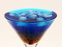 Oceaan cocktail Royalty-vrije Stock Foto