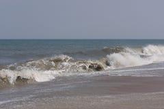 Oceaan Golf Royalty-vrije Stock Afbeeldingen