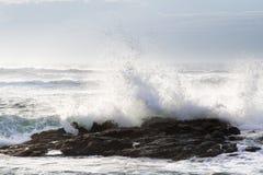 Oceaan golf stock fotografie