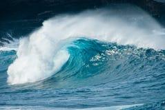 Oceaan golf Stock Afbeelding