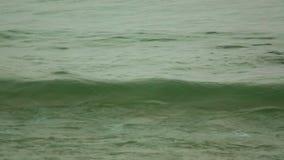 Oceaan golven stock footage