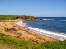 Oceaan kust Stock Afbeeldingen