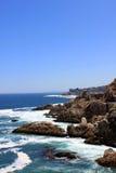 Oceaan Kust Stock Afbeelding