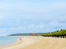 Oceaan kustlijn Royalty-vrije Stock Fotografie